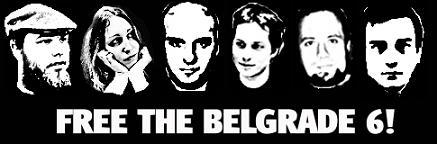 Los seis de Belgrado.