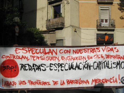 Fin de la huelga del CIE de Zona Franca IMG_3868