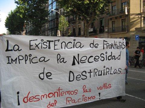 Fin de la huelga del CIE de Zona Franca IMG_3869
