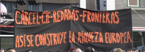 Fin de la huelga del CIE de Zona Franca IMG_3878