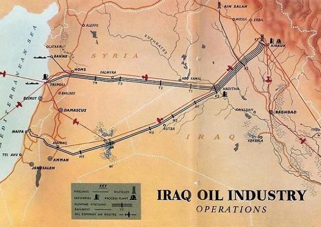 Siria. Imperialismos y fuerzas capitalistas actuantes. Raíces de la situación. [1] - Página 3 Oleoductos1