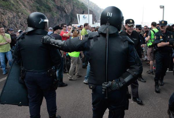 Musel αστυνομία