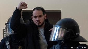 Por la libertad dePablo Hasél, en defensa de la libertad de expresión, contra la ley mordaza.