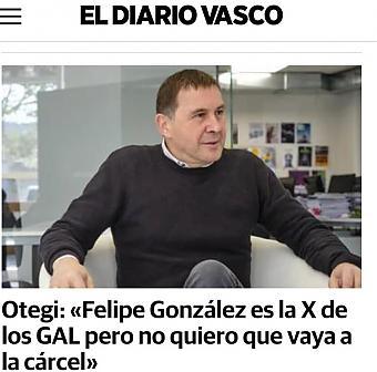 [Eusk/Cast] Arnaldo Otegi y el lobby en el que participa cipayos políticos del capital