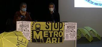 Ahoztar Z.: 'Oasis vasco: Metro en Donostia y las relaciones de los políticos con las constructoras'